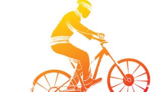 Fundraise Cycle Orange Image