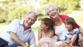 Fundraise - legacy, grandparents and grandchildren