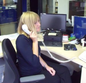 People Sally Helpline