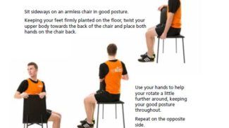 Resource Guidebook Chair exercise