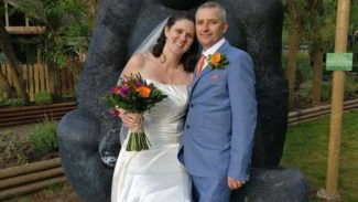 Fundraising - Community - Gary Wood - Wedding Photo