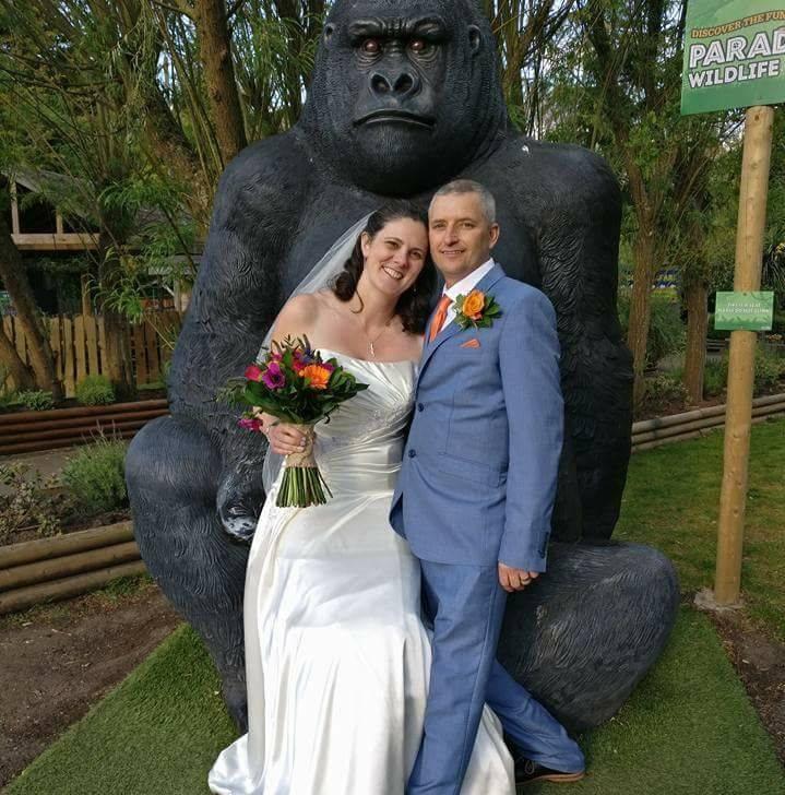 Fundraising - Community - Gary Wood - Wedding Photo