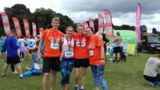 Fundraising - Run - Big Fun Run - Larissa Dixon