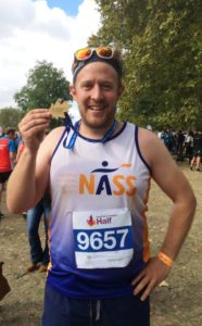 Fundraising - Run - Royal Parks 2016 - Matt Williams