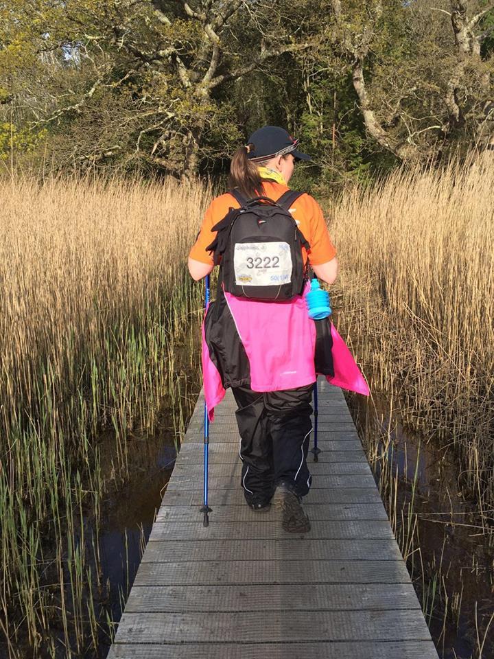 Fundraising - Walk - Stephanie Jarman