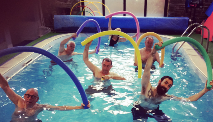 Hydrotherapy at NASS branch