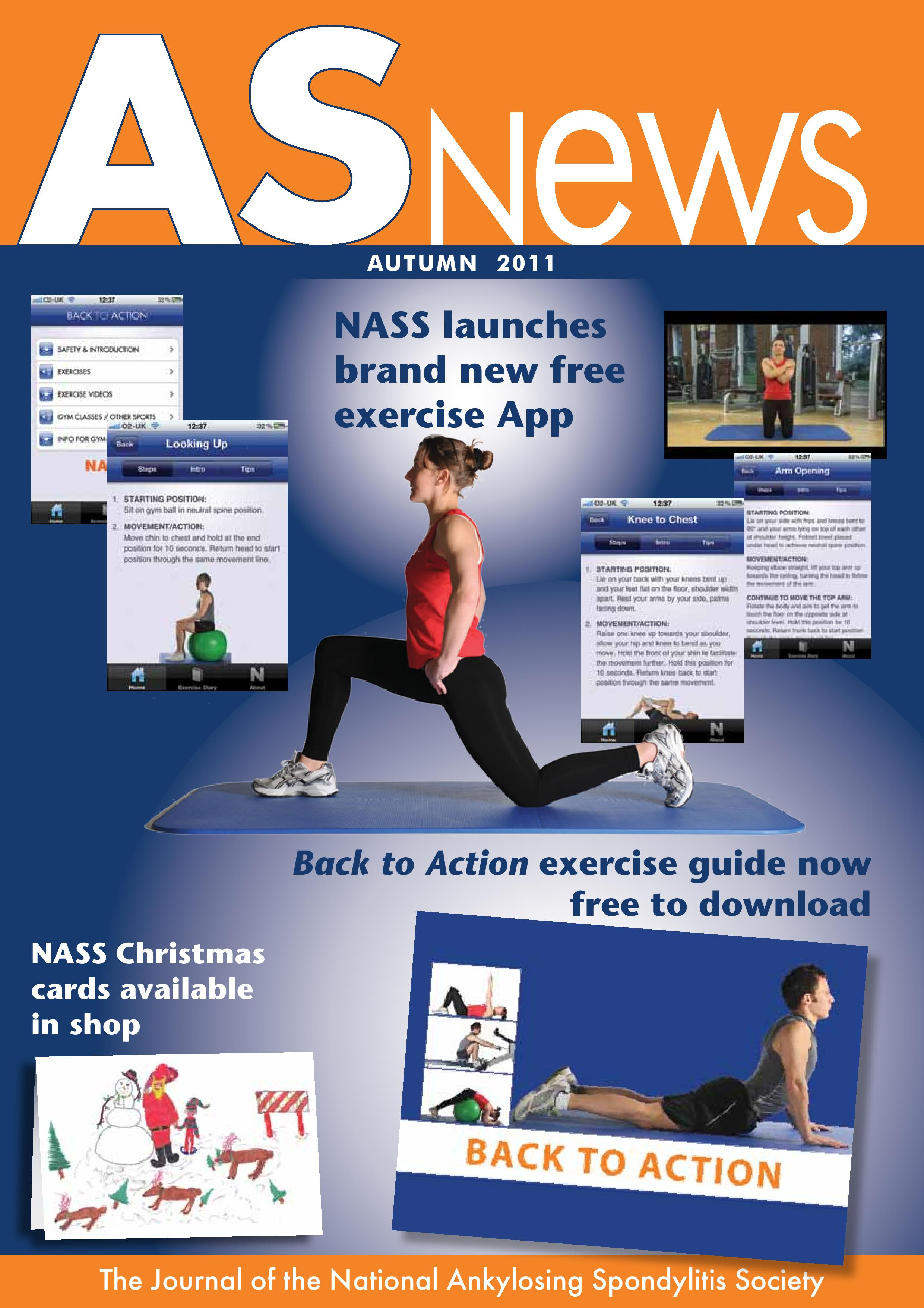 AS News Autumn 2011