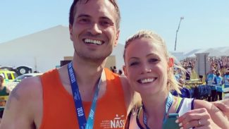 great north run for ankylosing spondylitis