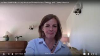 Diane Aronson smiling