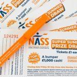 NASS Summer Raffle 2021