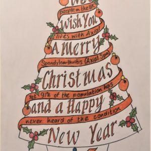 NASS Christmas Cards: We Wish you a Merry Christmas
